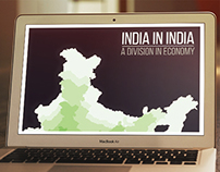 India in India : A division of economy