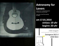 Astronomy for Lovers   Dream Boy   show on Jan.17, 2014