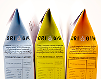 Origin by Cerealy - Packaging