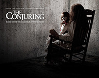 The Conjuring - Sweepstakes Site / Site Animations