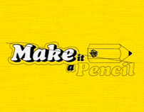 D&AD Make it a Pencil Animation