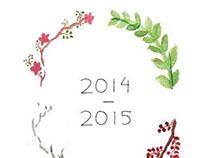 2014 Seasons Calendar