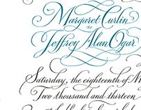 Script/Weddings