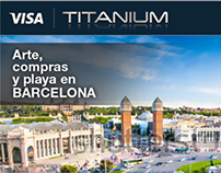Visa TITANIUM - Redacción de contenidos,