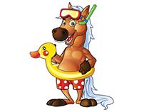 Holiday Pony