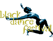 Black Dance Festival Branding & Marketing
