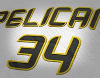 New Orleans Pelicans Rebrand