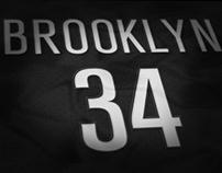 Brooklyn Nets Jersey Concept
