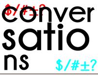 conversations $/#!?