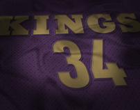 Sydney Kings Jersey Concept