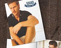 SQUAD [ coleção verão 2014 ]