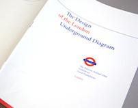 Booklet Design for London Tube