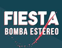 Fiesta - Bomba Estéreo (Lyric Video)