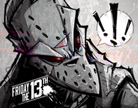 Friday the 13th - Fan art