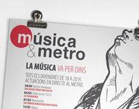 MUSICA & METRO