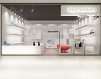 Impressions Shoe Shop, Abu Dhabi mall