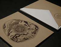 A New Day - Illustrated Note Cards
