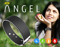 Angel Sensor - Website and Branding