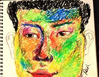 Mr. Colorful