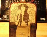 Pencil case after Nuda Veritas