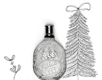 Diesel Parfum illustration