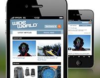 WideWorld Magazine