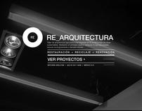 RE-Arquitectura