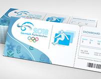 Olympics Identity