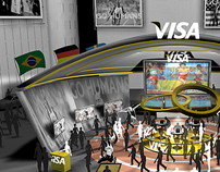 Visa Olympics Live Marketing Event