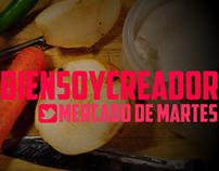 Campaña #yotambiénsoycreador de Mercado de Martes