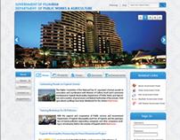 Web Design, Government of Fujairah