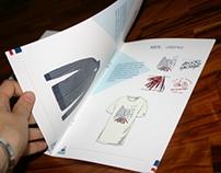 Grafiche per fw14 design directions Le Coq Sportif