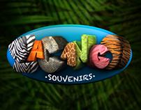 Zacango Souvenirs
