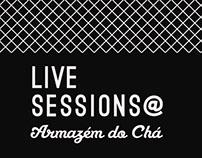 brand | LiveSessions@ArmazémdoChá