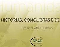 Livro comemorativo de aniversário do NEAD