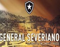 Livro sobre o estádio General Severiano