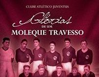 Livro sobre o clube Juventus da Mooca