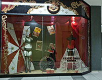 Freak Show-Window