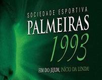Livro sobre o Palmeiras