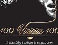 Livro sobre Vinicius de Moraes