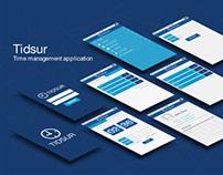 Tidsur app