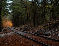 Georgia Railroad Shots