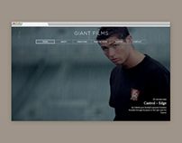 Giant Films Website