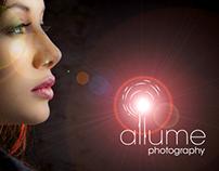 Logo: Allume Photography