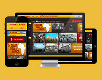 DHL Great Wall of Africa Website