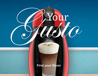 Nescafe - Whats your Gusto?