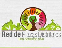 Red de Plazas Distritales