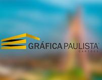 Gráfica Paulista Cartões