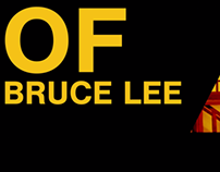 5 Life Quotes of Bruce Lee [kinetic typography]