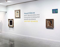 Unifor Trajetórias Exhibition